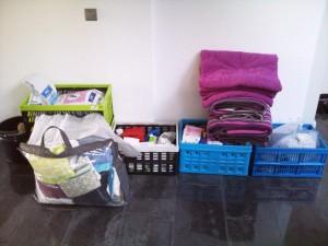 Inzamelen goederen