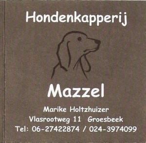 Hondenkapperij – Mazzel