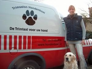 Trimsalon Hondenboel